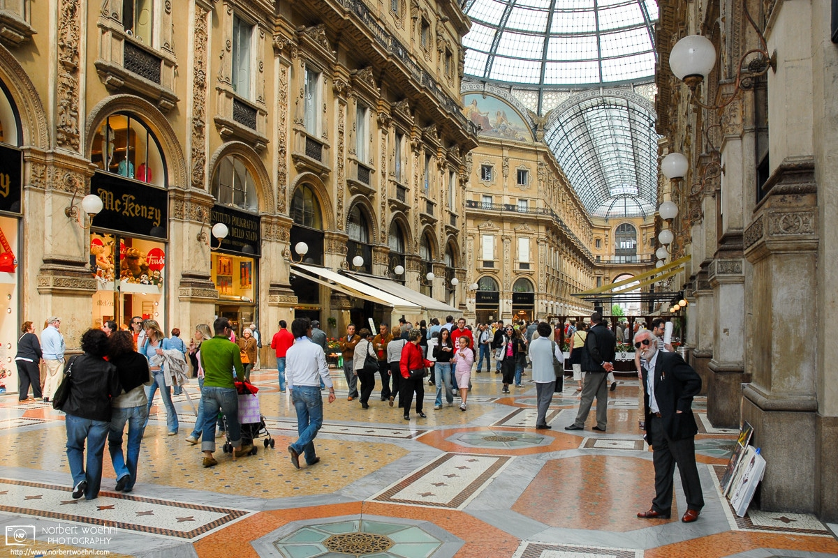 Must-See Places in Milan